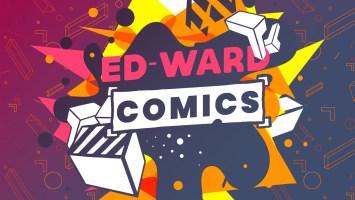 Ed-Ward - Comics EP