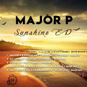 Major P - Sunshine EP