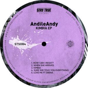AndileAndy - Kimbia EP