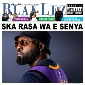 Blaklez - Ha Se Pitori (feat. Zer012 Finest, Junior Taurus & Team Mosha)