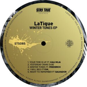 LaTique - Winter Tones EP