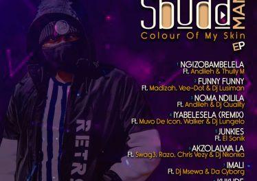 Sbuda Man - Colour Of My Skin EP