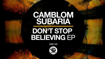 Camblom Subaria - Don't Stop Believing EP