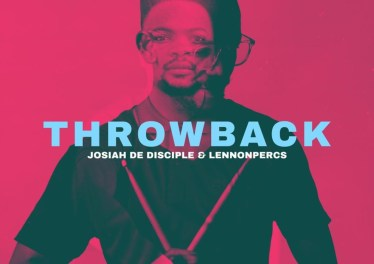 Josiah de Disciple & LennonPercs - ThrowBack (Album)