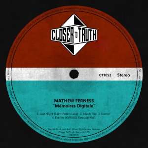 Mathew Ferness - Evenin' (KVRVBO Remode Mix)