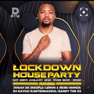 Josiah De Disciple - Lockdown House Party Mix 2021