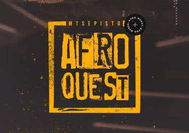 Mtsepisto - Afro Quest EP