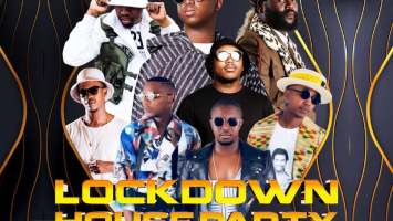 Mr JazziQ - Lockdown Houseparty Mix 2021