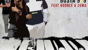 Busta 929 - Ekseni (feat. Boohle & Zuma)