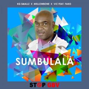 KG Smallz, MellowBone, VIC SA, Fako - Sumbulala (Stop Gbv)