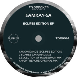 SamKay-SA - Eclipse Edition EPSamKay-SA - Eclipse Edition EP