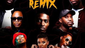 Worst Behaviour - Samba Ngolayini (feat. DJ Lag, DJ Tira, Tipcee, Okmalumkoolkat, Beast & Gento Bareto)
