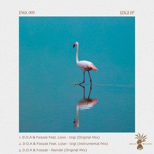 D.O.A & Foozak - Izigi (feat. Lizwi)