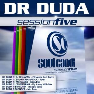 Dr Duda - Dr Duda's EP (Soul Candi Session 5)