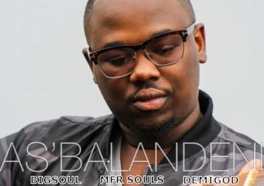 Hato Mahasha - As'balandeni (feat. MFR Souls, BigSoul & Demigod)