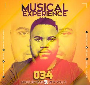 Maero Mfr Souls - Musical Experience Mix 034