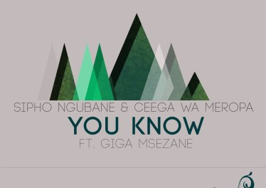 Sipho Ngubane & Ceega Wa Meropa - You Know EP