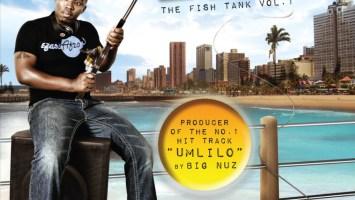 DJ Fisherman - The Fish Tank, Vol. 1 (2013)