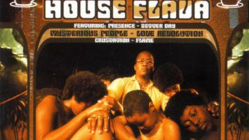 DJ Fresh - Fresh House Flava, Vol. 1 (Album 1998)