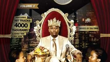 DJ Tira - Ezase Afro, Vol. 2 (2013)