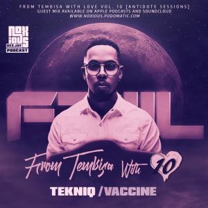 TekniQ - FTWL10 (Antidote Sessions Mix)