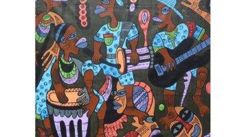 Native Tribe & Da Q-Bic - Tales Of Africa EP
