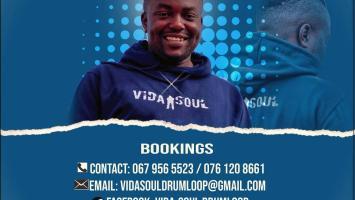 Da Capo ft. Black Spear - African Roots (Vida-soul Rituals Remix)