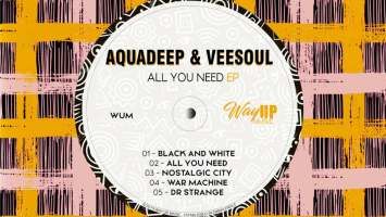 Aquadeep & Veesoul - All You Need EP