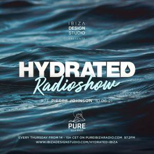 Pierre Johnson - Pure Ibiza Radio Resident Mix 003