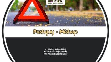 Pushguy - Mishap EP