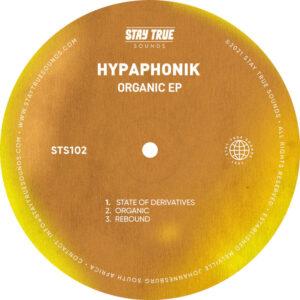 Hypaphonik - Organic EP