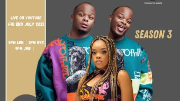 Major League Djz - Amapiano Balcony Mix Africa Live with (Boohle)