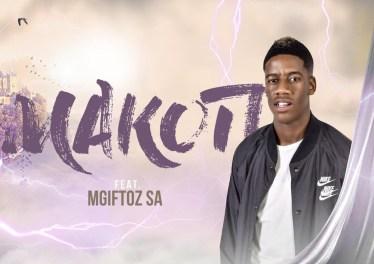 Sje Konka - Makoti (feat.Mgiftoz SA)