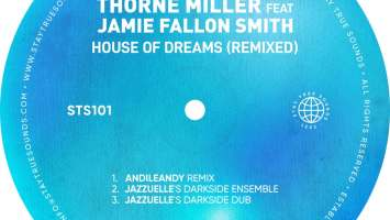 Thorne Miller - House Of Dreams (Jazzuelle's Darkside Remixes)