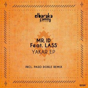 erjlkjhtgr Mr. ID - Yakar EP