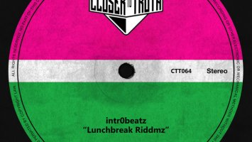 Intr0beatz - Lunchbreak Riddmz EP