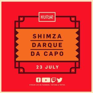 Darque - Kunye Live Mix (23 July 2021)
