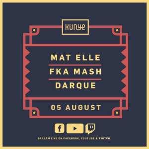 Fka Mash - Kunye Live Mix (5 August 2021)