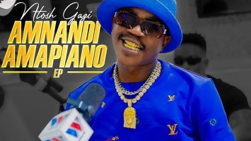 Ntosh Gazi - Amnandi Amapiano EP