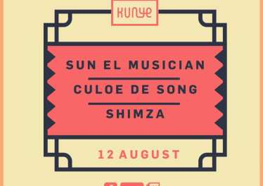 Sun-EL Musician - Kunye Live Mix (12 August 2021)