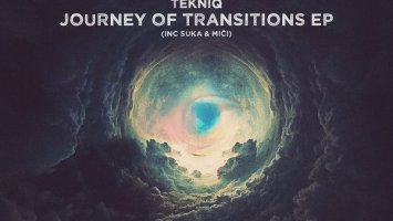 TekniQ - Journey Of Transitions EP