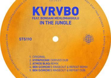 KVRVBO - In The Jungle EP