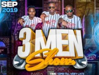 DOWNLOAD MP3 Entity MusiQ – Halaal Flavour #033 (Road To 3MenShow)