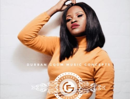 DJ Mangie – #GqomFridays Mix Vol.130 (Women's Month Edition)