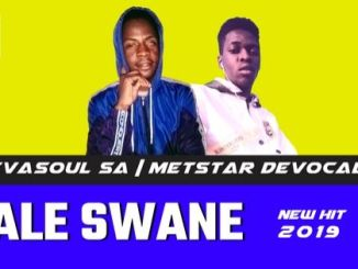 DOWNLOAD Ale Swane – LevaSoul SA and MetStar DeVocalist MP3 SONG DOWNLOAD