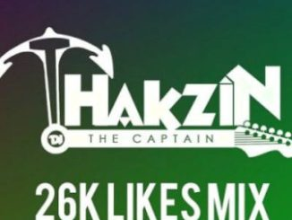 Download DJ Thakzin – 26K Likes Mix Mp3 SONG Download