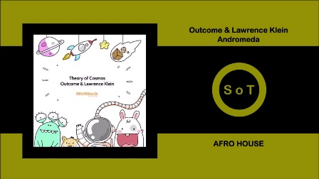 Outcome & Lawrence Klein – Andromeda Mp3 song