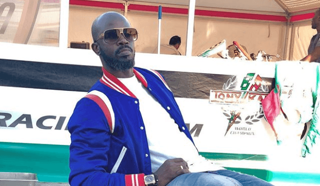 Black Coffee to Features Akon On a New Song