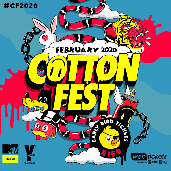 STREAM Cotton Fest Live 2020