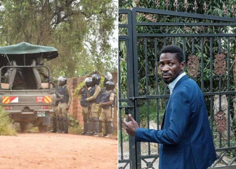 Uganda High Court orders State Security forces to withdraw from Bobi Wine's  house | Mbare Times